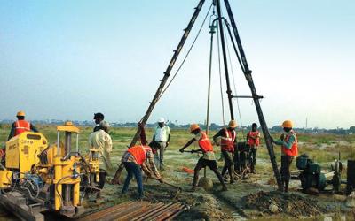 Self Drilling Service